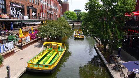 used boats okc oklahoma city oklahoma okc bricktown canal with boats and