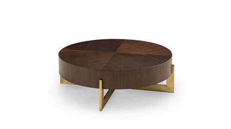 roche bobois table basse table basse ronde trocadero collection nouveaux