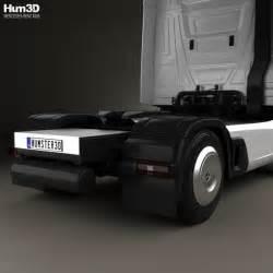 Mercedes Truck Models Mercedes Future Truck 2025 3d Model Hum3d