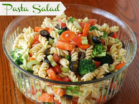 Baby Shower Pasta Salad by Easy Italian Pasta Salad Recipe Italian Pasta Salads