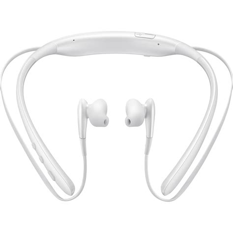 Headset Samsung Level U Pro samsung level u wireless headphones white eo bg920bwebus b h