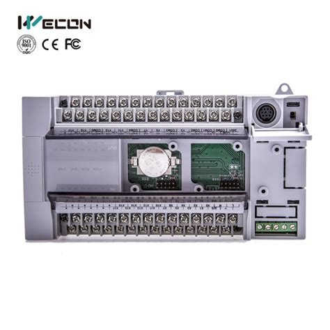 rugged plc lx3v 1616mr4 jofas cheap hmi plc controller and rugged industrial panel pc