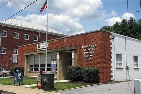Maryland Post Office by Brunswick Md Post Office Flickr Photo