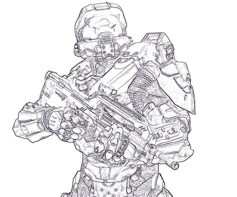 halo coloring pages master chief urerprofnqwct blog hr