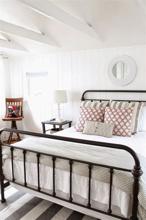 farmhouse bedrooms here s the skinny on whether you should shiplap your house