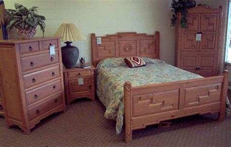 southwest bedroom furniture anasazi southwestern bedroom furniture collection