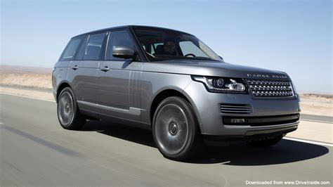 range rover land rover 2015 range rover and ranger rover sport updated for 2015