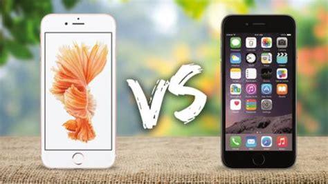 iphone 6s y iphone 6 191 cu 225 les las diferencias tecnolog 237 a computerhoy