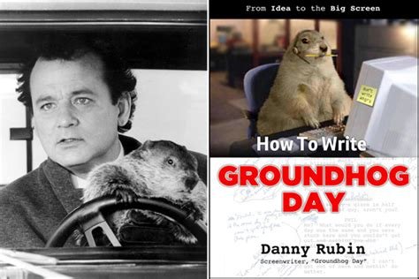 groundhog day script a top screenwriter lays his 10 for