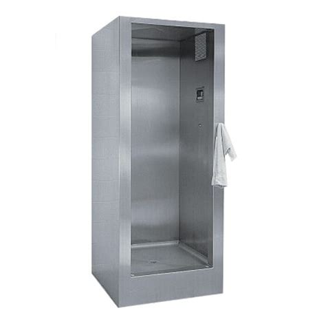 Stainless Steel Shower Stall by Stainless Steel Shower Cubicles Washware Essentials
