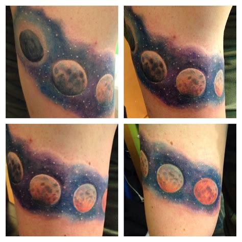 moon phase tattoos moon phases ideas
