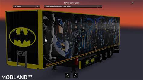 batman trailer mod  ets