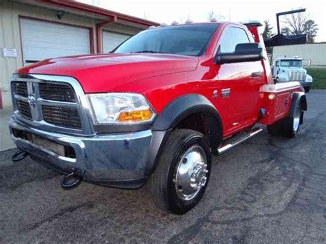 dodge wrecker dodge 4500 wrecker tow truck 2011 used autos post