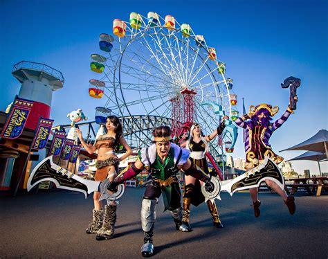 theme park jobs uk china s biggest online games developer announces plan for