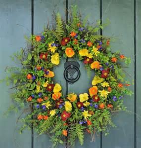Spring Wreath 15 joyful handmade spring wreath ideas to decorate your front door