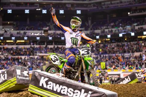 ama motocross race results monster energy supercross results indianapolis
