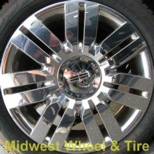 lincoln mkx  oem alloy wheels midwest wheel tire