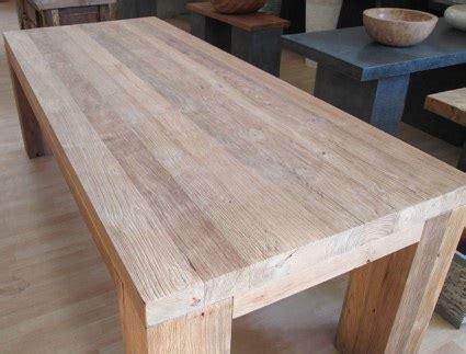 costruzione tavolo in legno tavoli in legno massello