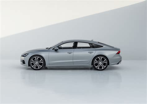 Audi A7 Wheelbase by The New Audi A7 Sportback Sporty Of Audi In The