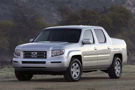 honda truck 2007 2007 honda ridgeline pictures history value research