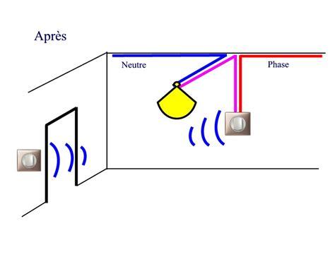 Va Et Vient Sans Fil 5931 by Ajouter Un Interrupteur Radio Elecproshop