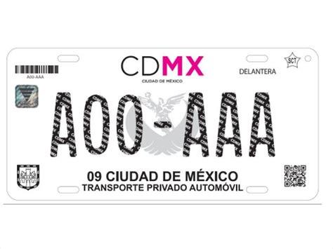 informacion de las nuevas placas en michoacan 2016 como son las nuevas placas de michoacan as 237 son las
