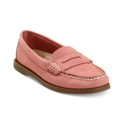 sperry hayden loafer sperry top sider hayden loafer flats in washed