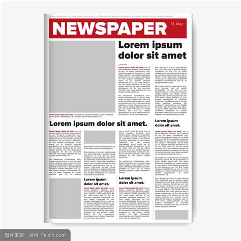 newspaper layout html code 好看的报纸版面 a3报纸版面设计模板 时尚报纸版面的排版 时尚报纸版面的排版 a3 报纸版式设计模板