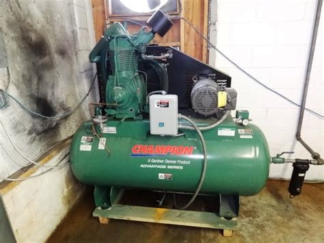used air compressors dryers for sale