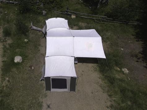 grand cabin 6160 kodiak canvas grand cabin 26x8 12 person tent