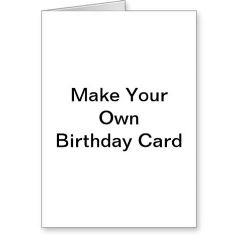 5 Best Images Of Make Your Own Cards Free Printable