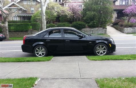 04 Cadillac Cts V by Torquelist For Sale 2004 Cadillac Cts V