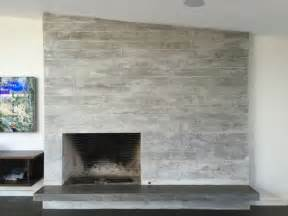 concrete board form fireplace floating concrete hearth