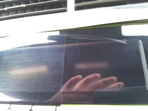 Zerkratztes Display Polieren by How To Restore Car Plastic Using Meguiar S Plastx Youtube