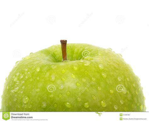 green apple great english top of green apple royalty free stock photo image 5746195