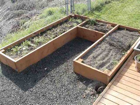plans for raised garden bed raised garden bed plans easy woodideas