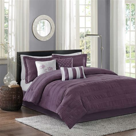 madison park bedding hton plum by park by park beddingsuperstore