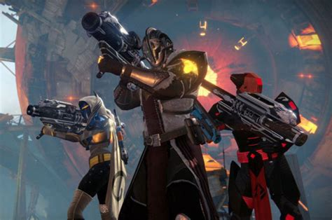 destiny wrath of the machine update rise of iron raid mode gets a release date ps4 xbox