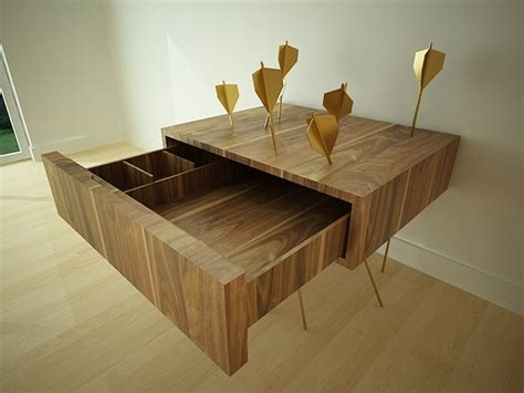 Bonsai Coffee Table Killer Arrows Branco Design Studio Branco Design Studio