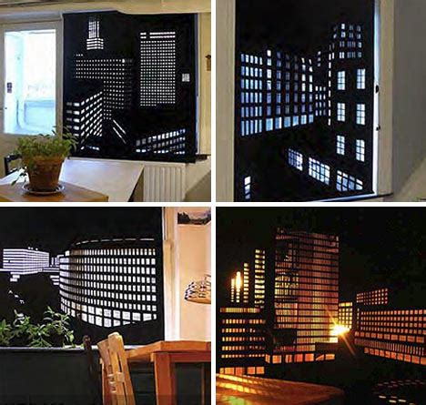 The Fashionista And Shades Couture In The City Fashion by Blind Windows Faux City Views On Fabric Window Shades