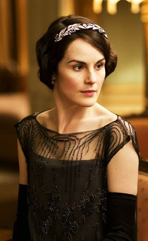 lady mary crawleys new hair style 1000 images about downton abbey season 4 on pinterest