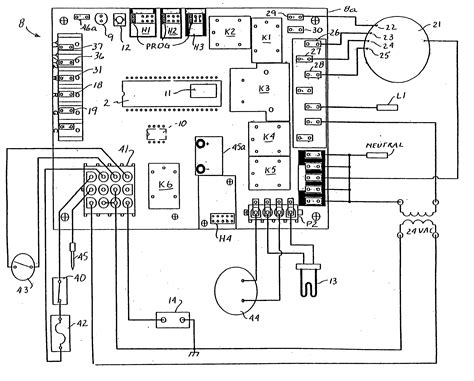 goodman furnace board wiring diagram goodman