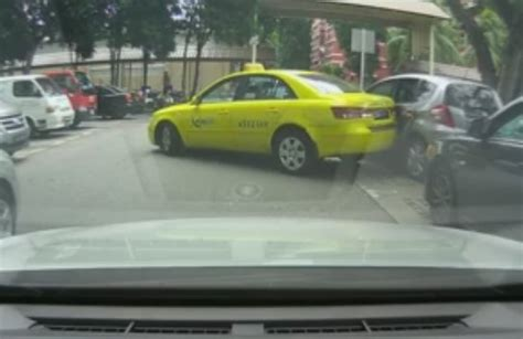 comfort del gro driving citicab driver sacked for recklessly reversing his taxi