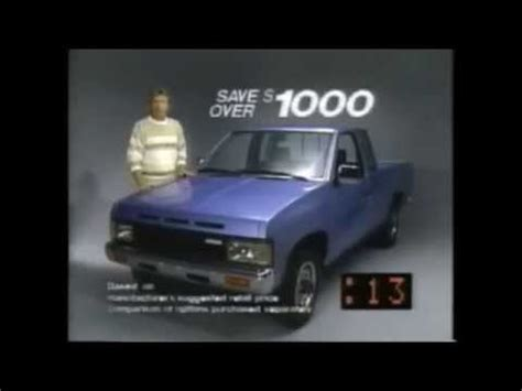 Car Commercials by Car Commercials From The 80 S