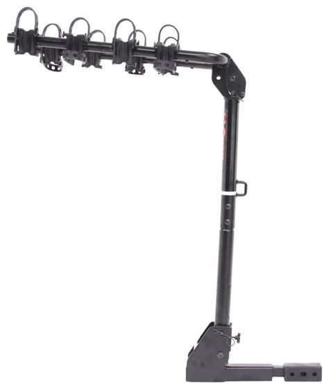 Curt Racks by Curt 4 Bike Rack For 1 1 4 Quot And 2 Quot Hitches Tilting Curt Hitch Bike Racks C18030