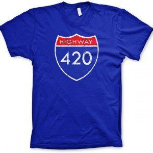 Tshirt 4 20 Marijuana Organic 2 highway 420 t shirt 420 marijuana pot t shirt