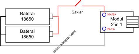 membuat power bank solar cell sendiri cara membuat powerbank rakitan batre laptop bekas 18650