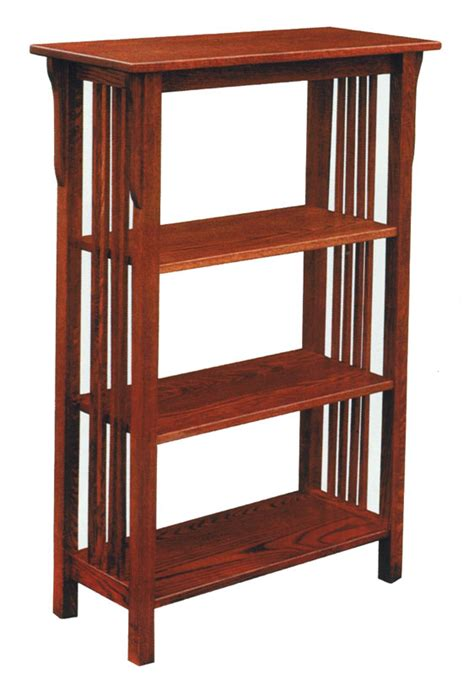 prairie mission bookshelf ohio hardwood furniture