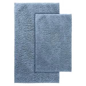 Washable Bathroom Rugs Garland Rug Que 2pc Cotton Washable Bath Rugs Set Of 2 Atg Stores