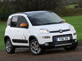 Fiat Pander Fiat Panda 4x4 2012 2013 2014 2015 2016 2017